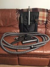 25' Central Vacuum Basement Kit with Hose, Tools, Accessories for Centralux