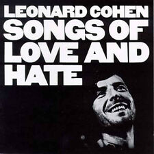 LEONARD COHEN - SONGS OF LOVE AND HATE - CD SIGILLATO 2007