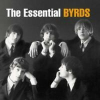 """THE BYRDS """"THE ESSENTIAL (BEST OF)"""" 2 CD NEUWARE"""