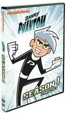 DANNY PHANTOM: SEASON ONE (David Kaufman) - DVD - Region 1 Sealed
