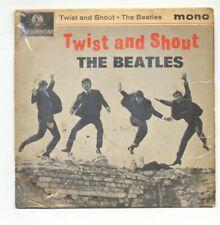 """BEATLES - TWIST AND SHOUT - 7"""" VINYL E.P. (2)"""
