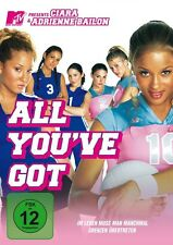 ALL YOU'VE GOT (EFREM RAMIREZ, ADRIENNE BAILON,...)  DVD NEU