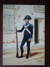 POSTCARD CARABINIERI OF ITALY - OF FOOT 1814
