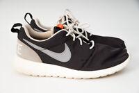Nike Womens Roshe One Retro Lifestyle Running Shoes US 10 Black/Wolf Grey-Sail