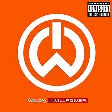 WILL.I.AM - #WILLPOWER: CD ALBUM (2014)
