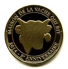 39 LONS-LE-SAUNIER Maison de la Vache qui rit, 5 ans, 2014, Monnaie de Paris