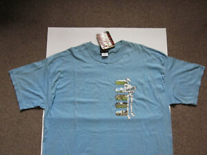 Star Wars Episode One Battle Droid T-Shirt Size XL Sky Blue Short Sleeve BNWT