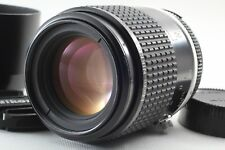 *Exc+++++ w/Hood* Nikon Ai-S Micro NIKKOR 105mm F/2.8 Lens From Japan *357