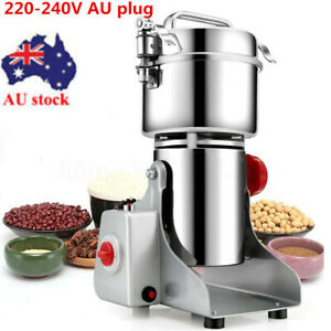 700g Electric Dry Food Grinder Machine Grains Spices Hebals Cereal Mill  AU 2019