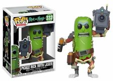 Funko Pop Animation Morty-Pickle Rick with Laser 332 27862