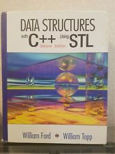 Data Structures with C++ Using STL by William H. Ford and William R. Topp 2nd Ed
