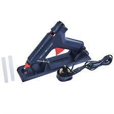 More details for 35-80w cordless glue gun rechargeable 2 sticks wire stand s1845 craft hobby job