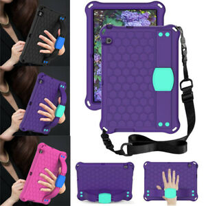 For Huawei MediaPad T3 T5 10 10.1 M5 M6 Case Portable Handle Shockproof Cover