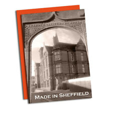 Made in Shefield - the old Jessops hospital - Sheffield themed card