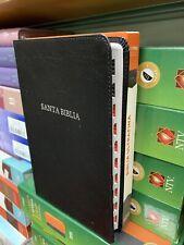 Biblia Ultrafina Reina Valera 1960 Ultrafina Piel Fabricada Con Indice