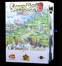 Summon Night 6: Lost Borders Wonderful Edition PlayStation Vita, PSV Brand New