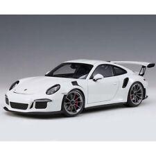 Autoart Porsche 911 991 GT3 RS 1:18 Model White / Dark Grey Wheels 78166