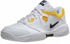NEW Nike Men's Court Lite 2 Tennis Shoes AR8836 101 White Gold ATP Nadal Size 9