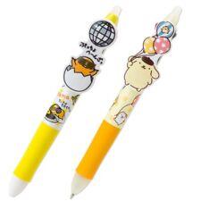 Japan Sanrio X Pilot Gudetama Pompompurin Frixion Erasable 3 Color Ballpoint Pen