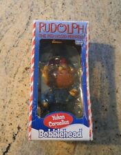 Rudolph the Red Nosed Reindeer Yukon Cornelius Bobblehead from Misfit Friends