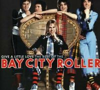 Bay City Rollers - Give A Little Love: The Best Of The Bay City Rollers [CD]