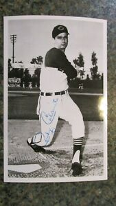 1960'S CLEVELAND INDIANS POSTCARD SET/LOT-26 DIFF/16 AUTOGRAPHED-INCREDIBLE FIND