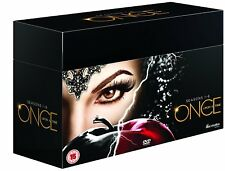 "ONCE UPON A TIME COMPLETE SEASON 1-6 DVD BOX SET 36 DISCS R4 ""NEW&SEALED"""