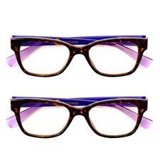 JOY MANGANO 2-PACK Readers Glasses +3.00 NEW