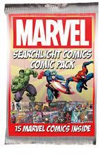 1 box Lot of 15 comics Marvel DC ONLY NO duplication Superman Batman Spider-man