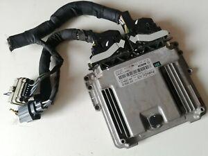 FORD FOCUS MK4 ENGINE ECU JX7A-12A650-ZA BOSCH 0281036222