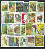 WILD ANIMALS Collection Packet 25 Different Stamps (Lot 2)
