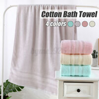 100% Egyptian Cotton Bath Towel Sets Light Weight Quick Dry Towels Washcloths AU