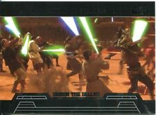 Star Wars Galactic Files 2 Honor The Fallen Chase Card HF-2 Battle of Geonosis