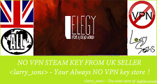Elegy for a Dead World Steam key NO VPN Region Free UK Seller