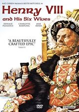 Henry VIII And His 6 Wives [DVD] [1972][Region 2]