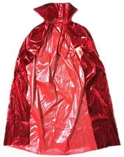 "EDS Costumes 42"" Shiny Red Vampire Cape One Size Fits Most Halloween Dress Up"