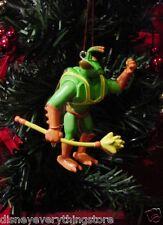 DISNEY TOY STORY 3 TWITCH THE BUG GUY CUSTOM CHRISTMAS ORNAMENT NEW
