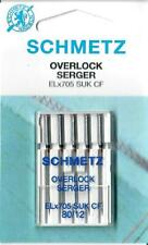 SCHMETZ Overlocknadeln Elx705suk CF Jersey 5st.