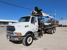 New Listing2007 Sterling Lt9500 T/A Truck Pm Group Wb52' Gru Crane Mercedes Diesel bidadoo