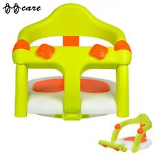 BBCare 2 in 1 Folding Baby Safety Bath Support Seat, Soft Cushion & Suction Cups