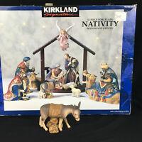 Kirkland Signature Nativity Scene Set 75177 Replacement Piece Donkey Ass X-Mas