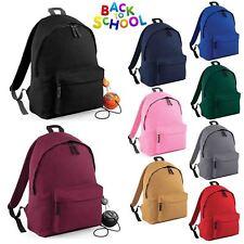 Kids Boys Girls Padded Fashion Backpack Childrens Back To School Bag Rucksack