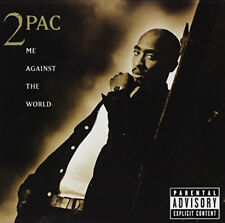 2 pac - me against the world (1995) (CD) 765449239922