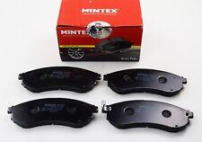 Mintex Pastillas De Freno Eje Delantero Para Mitsubishi L 200 MDB2252 Envío rápido