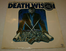 Death Wish II Soundtrack Charles Bronson Jimmy Page New Factory Sealed Lp Record