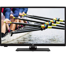 JVC LT-24C660 24-Inch with Built-in Wi-Fi Freeview HD Ready 720p LED Smart TV - Black