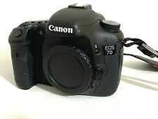 CANON EOS 7D 18MP DIGITAL SLR CAMERA - Shutter Count only 20076 - EOS7D