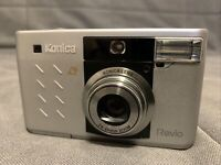 Konica Revio 24 - 48mm Zoom Konica Lens APS 35mm film Compact Camera