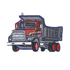 KIPPLASTER - Aufnäher Patch Aufbügler Applikation #9382 Laster Brummi Truck LKW