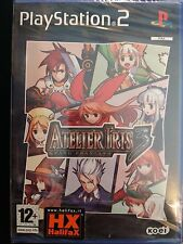 Atelier Iris 3 Grand Phantasm PAL ITA NUOVO SIGILLATO! PS2 PlayStation 2